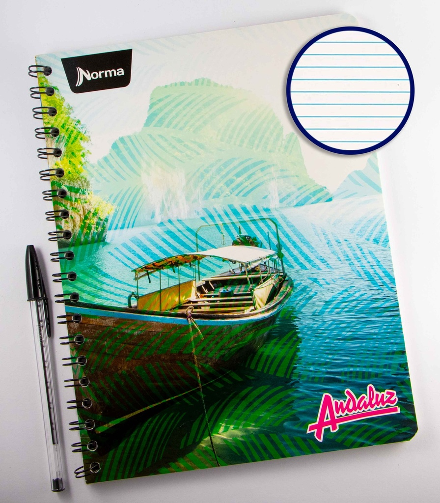 CUADERNO TIPO A DO AMER LINEAS 70 H