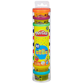 [15830] PLASTICINA PARTY PACK X 10 COLORES 260GR | PLAY-DOH
