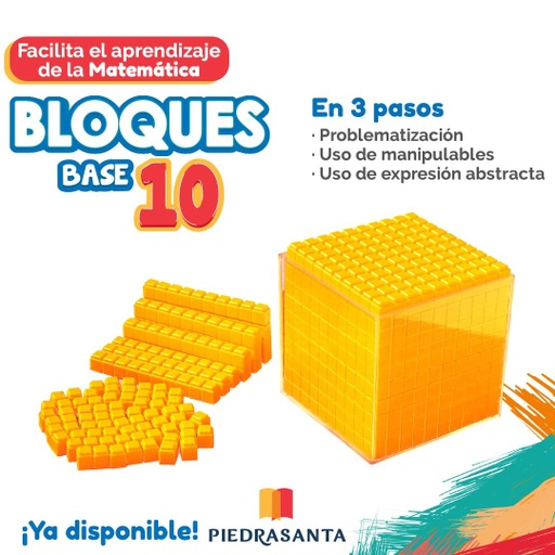 BLOQUE BASE 10 | PIEDRASANTA