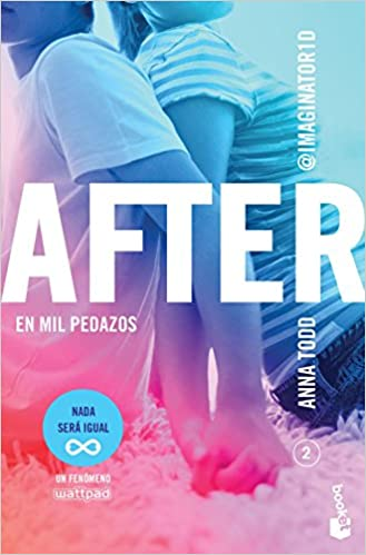 AFTER 2 EN MIL PEDAZOS | BOOKET