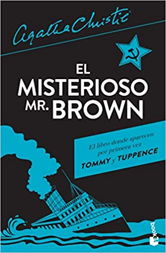 MISTERIOSO MR. BROWN, EL | BOOKET