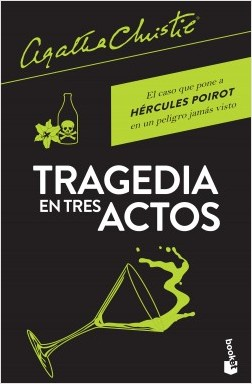 TRAGEDIA EN TRES ACTOS | BOOKET