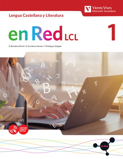 EN RED LCL 1 LIBRO 1 Y 2 | VICENSVIVES