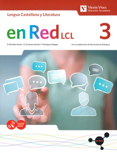 EN RED LCL 3 LIBRO 1 Y 2 | VICENSVIVES