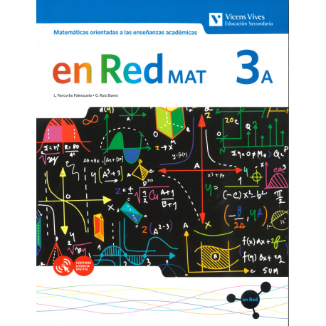 EN RED MAT 3A ACADEMICAS | VICENSVIVES