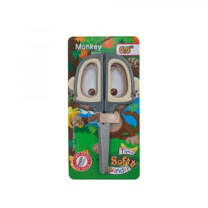 "TIJERA ESCOLAR 5.5"" SOFTY KINDER 