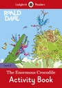 ENORMOUS CROCODILE, THE ACTIVITY BOOK