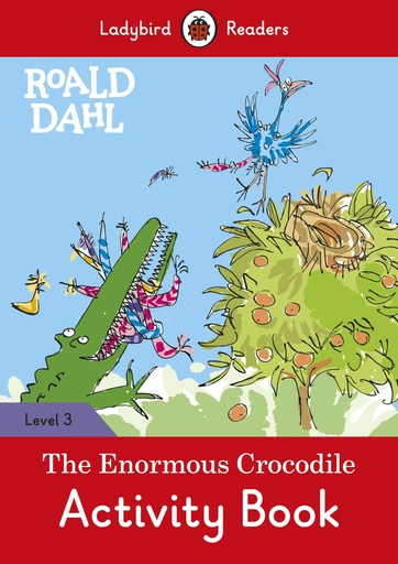 ENORMOUS CROCODILE, THE ACTIVITY BOOK | VICENSVIVES