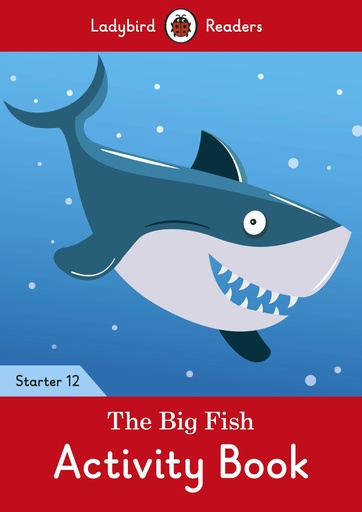 BIG FISH, THE ACTIVITY BOOK | VICENSVIVES