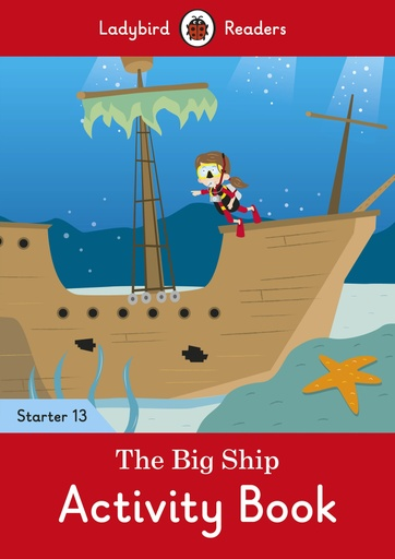 BIG SHIP, THE ACTIVITY BOOK | VICENSVIVES