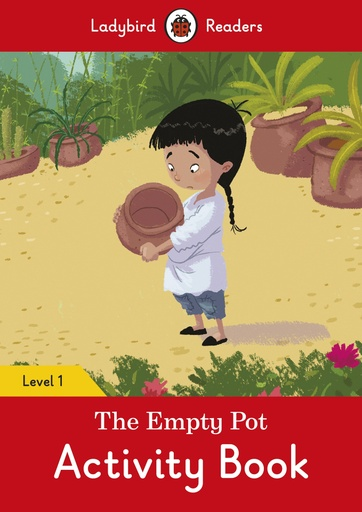 EMPTY POT, THE ACTIVITY BOOK | VICENSVIVES