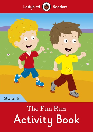 FUN RUN, THE ACTIVITY BOOK | VICENSVIVES