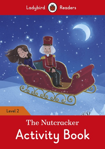 NUTCRACKER, THE ACTIVITY BOOK | VICENSVIVES