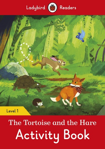 TORTOISE AND THE HARE, THE ACTIVITY BOOK | VICENSVIVES
