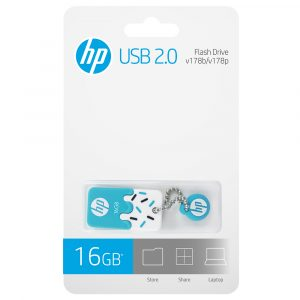 MEMORIA USB 32GB V188 | HEWLETT PACKARD
